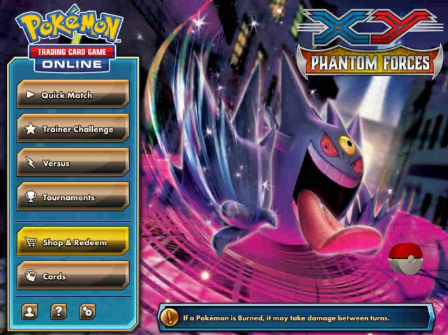 Pokemon TCG Online for iPad updated with XYPhantom Forces expansion