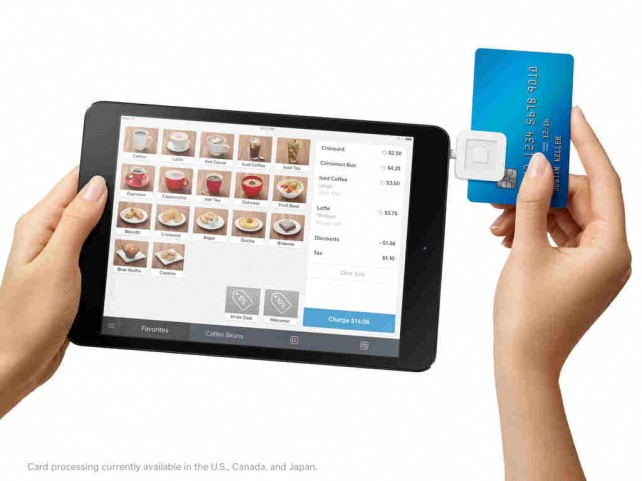 Square Register now available worldwide in multiple languages and currencies
