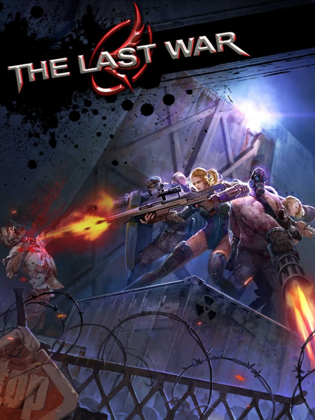 Join cloned Champions in the fight against the zombie apocalypse in The Last War