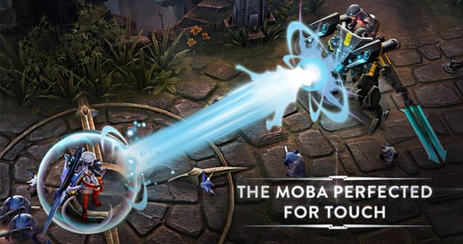 Metal-powered MOBA game Vainglory confirmed for release on iPhone as well as iPad