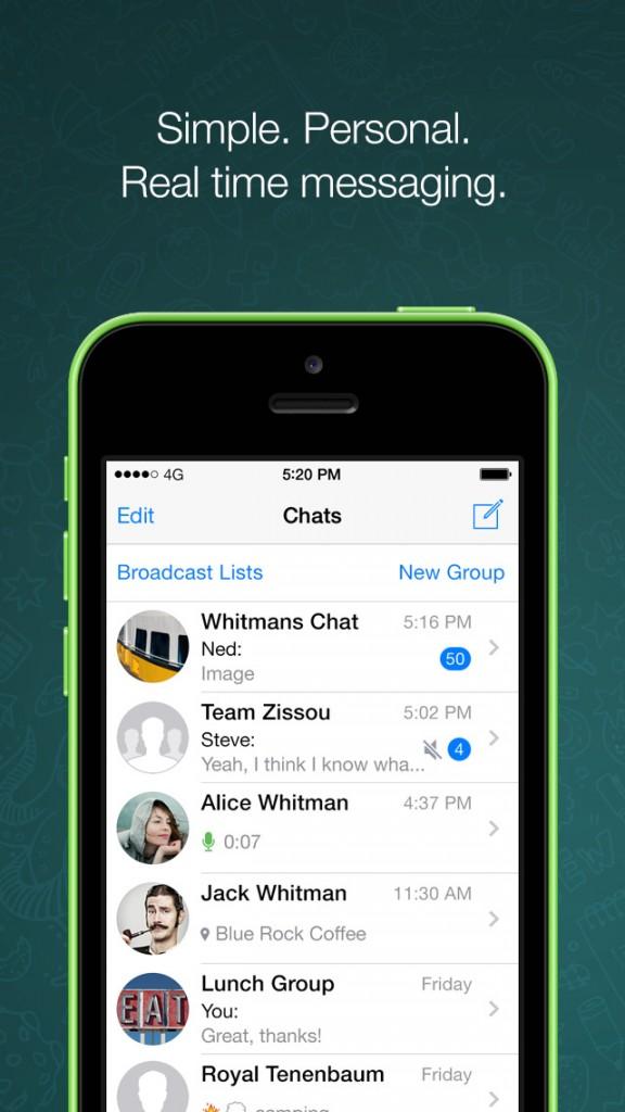 Whatsapp chatverlauf übertragen iphone
