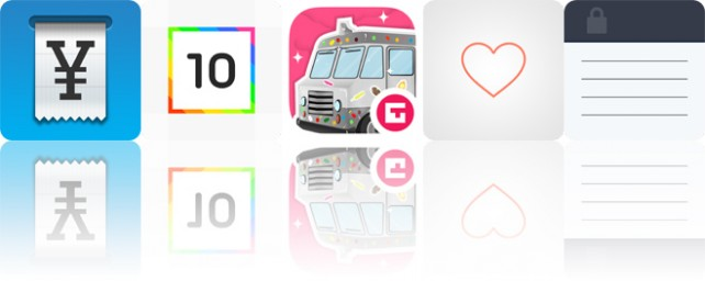 Todays apps gone free: DailyCost, 10, Ice Cream Truck and more