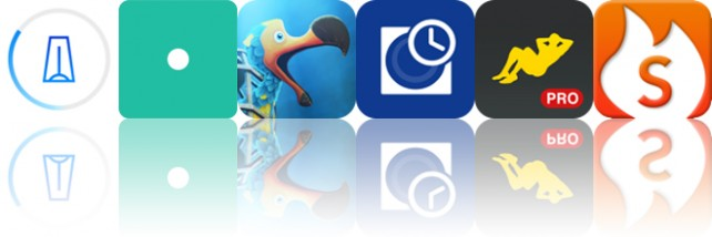 Todays apps gone free: Practice+, Eureka, Dodo Master Pocket and more