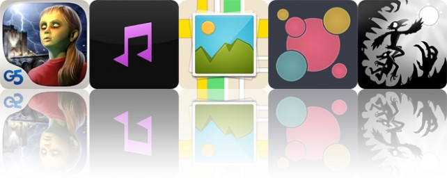 Todays apps gone free: Brightstone Mysteries, CarTunes, Photo Journal and more