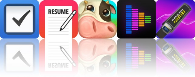 Todays apps gone free: Things, Resume Mobile, Cows vs Aliens and more
