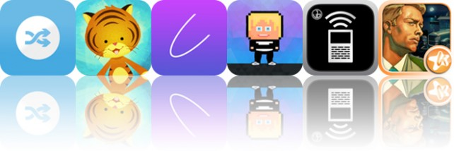 Todays apps gone free: Reshuffle, Tiny Tiger and Friends, Elliptic Keyboard and more