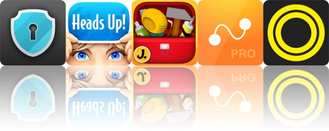 Todays apps gone free: Passible, Heads Up!, Toy Repair Workshop and more