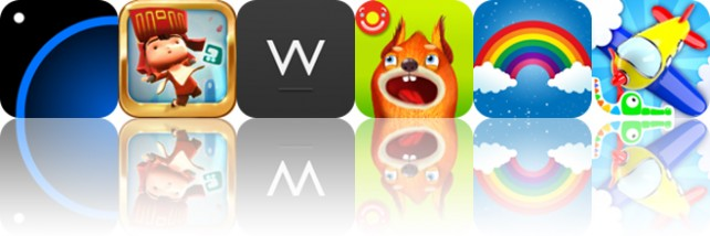 Todays apps gone free: Circadia, LostWinds, Writedown and more