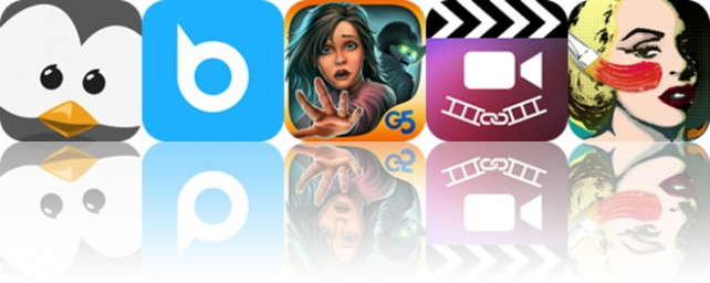 Todays apps gone free: Quotely, Briefcase Pro, Nightmares from the Deep and more