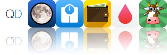 Todays apps gone free: Quick Drafts, Mooncast, Pocket Scale and more