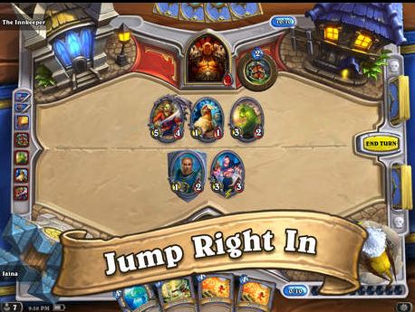 Blizzard announces new expansion pack for Hearthstone: Heroes of Warcraft
