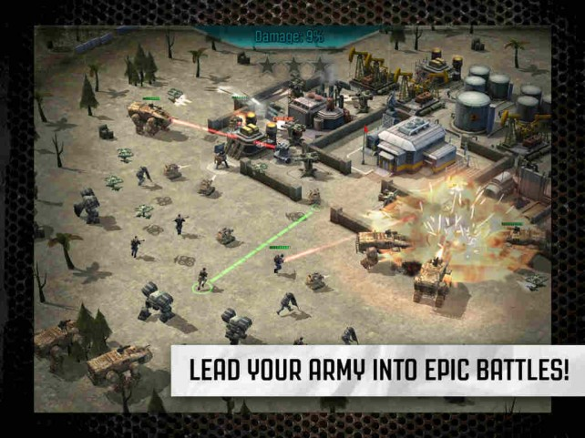 Activision officially releases Clash of Clans-like Call of Duty: Heroes on iOS worldwide