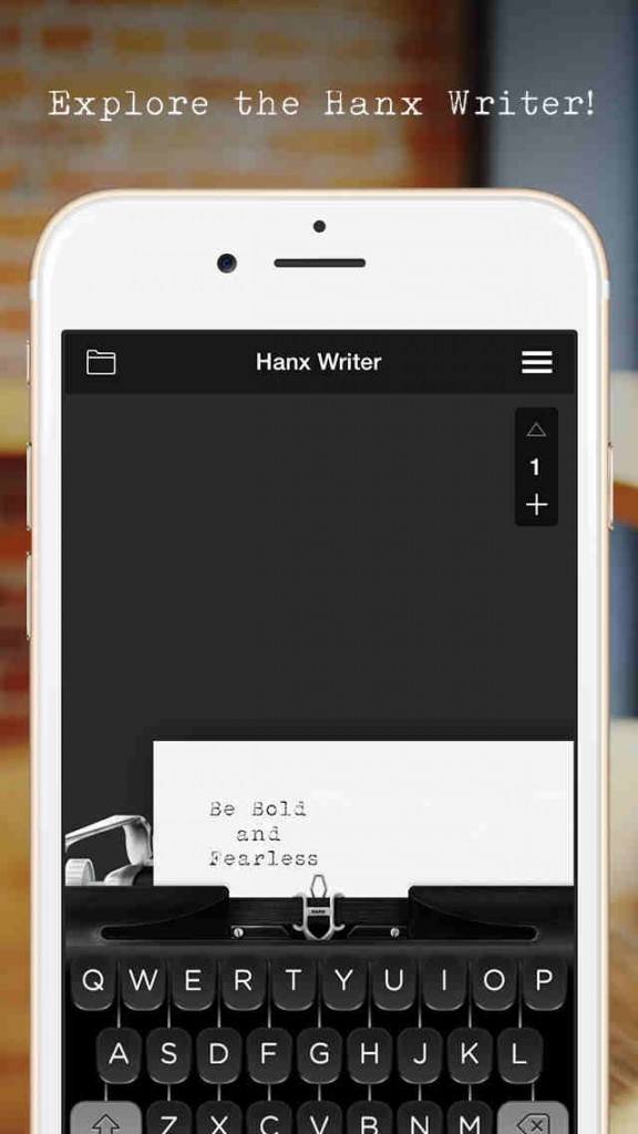 Tom Hanks now lets you use his Hanx Writer typewriter-inspired writing app on iPhone