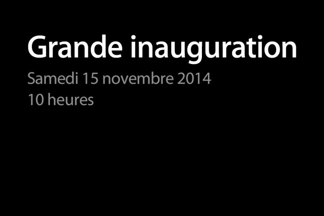 Apple to open 18th retail store in France, located in Lille, on Nov. 15
