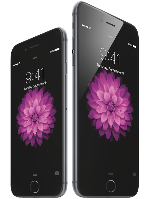 A new survey finds the iPhone 6 Plus is more than a niche player
