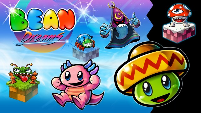 Get ready for Bean Dreams, an action platformer sequel coming this Thursday, Dec. 4