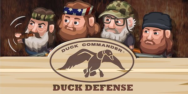 Quack! Duck Commander: Duck Defense will land on the App Store tomorrow