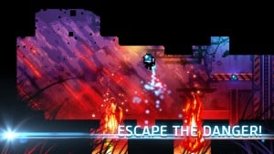Solve puzzles and fight to survive in this classic Metroidvania-style game.