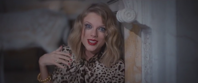 You really need to see Taylor Swift's killer new app and 'Blank Space' music video