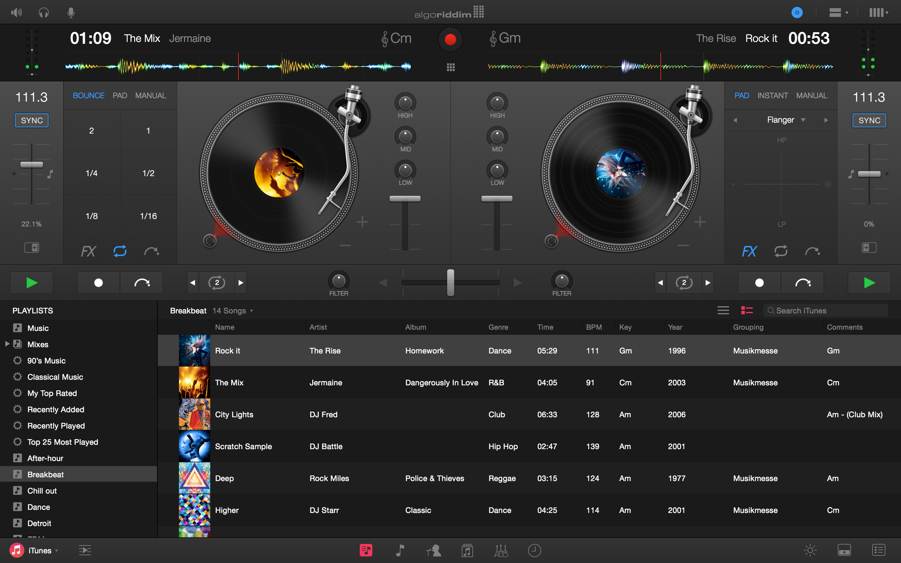 The new djay Pro for Mac is the first professional DJ ...