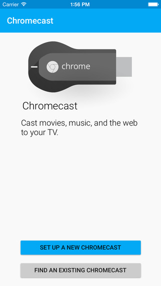 Google updates Chromecast for iOS with 'material design' and iPhone 6 support