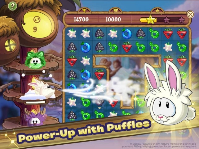 Disney introduces new free-to-play system with Club Penguin Puffle Wild for iOS