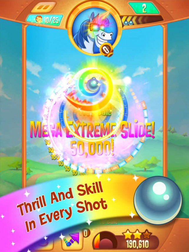 Electronic Arts launches PopCap's Peggle Blast on the App Store worldwide