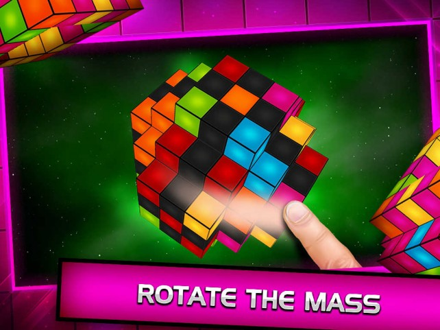 DeNA's Polyform takes match-three puzzle gameplay to the next dimension