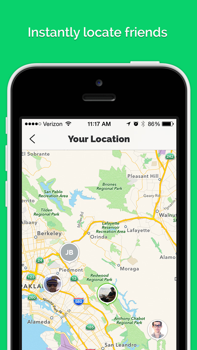 Status app updated with new messaging feature, iPhone 6 support and more