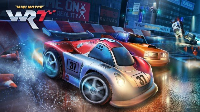 Rev your engines in Mini Motor Racing WRT coming this Thursday, Dec. 18