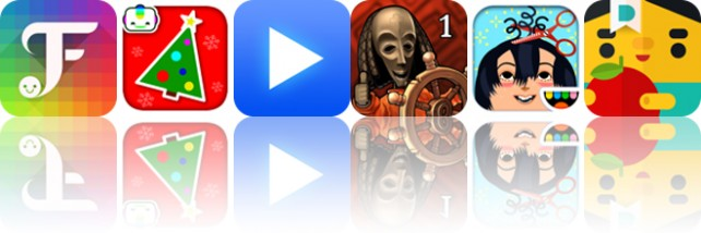 Todays apps gone free: FancyKey, Bogga Christmas Tree, LeechTunes and more