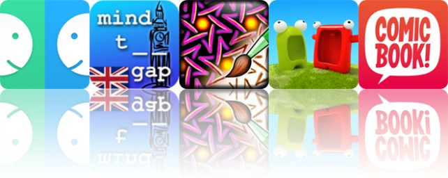 Todays apps gone free: OLO, Mind the Gap, iOrnament and more