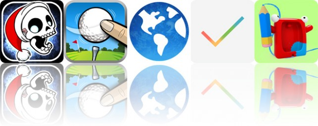 Todays apps gone free: Skullduggery!, Flick Golf HD, Pocket Travel and more