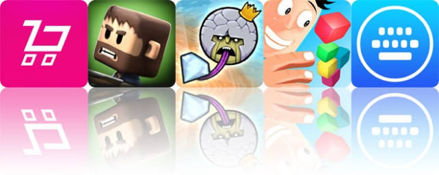 Todays apps gone free: Grocery List Generator, Minigore 2, King Oddball and more