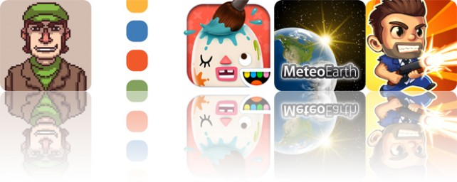 Todays apps gone free: Super Lemonade Factory, Pickle, Toca Mini and more