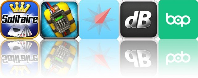 Todays apps gone free: Solitaire King, Demolition Master, Best Decision and more