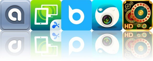 Todays apps gone free: AppAdvice, Splashtop, Briefcase Pro and more