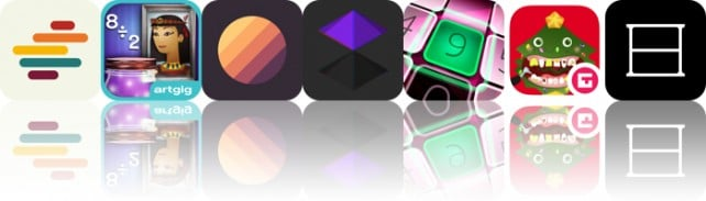 Todays apps gone free: Shift, Mystery Math Museum, Globo and more