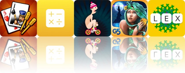 Todays apps gone free: Cribbage Premium, tinyCalc, Icycle and more