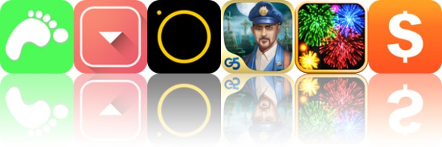 Todays apps gone free: StepWise, Squares, Manual Photo Camera and more