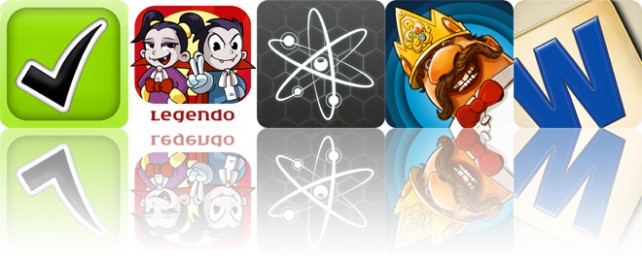 Todays apps gone free: Habits Pro, Dracula Twins, Chemio and more