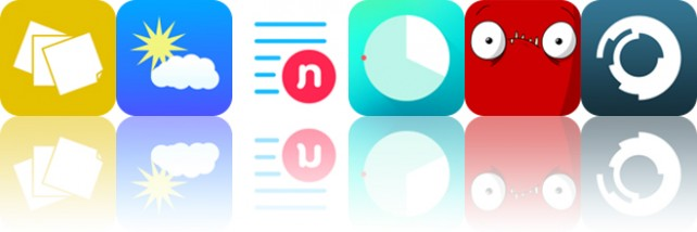 Todays apps gone free: Sticky Notes HD, SkyWidgets, NOTEd and more