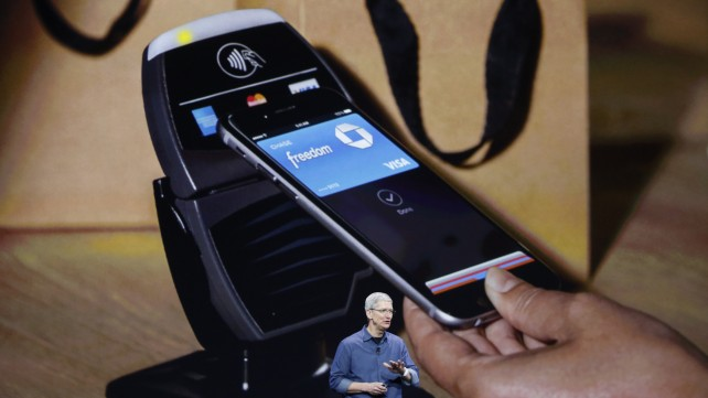 Some Apple Pay users are reporting problems after an iPhone restore