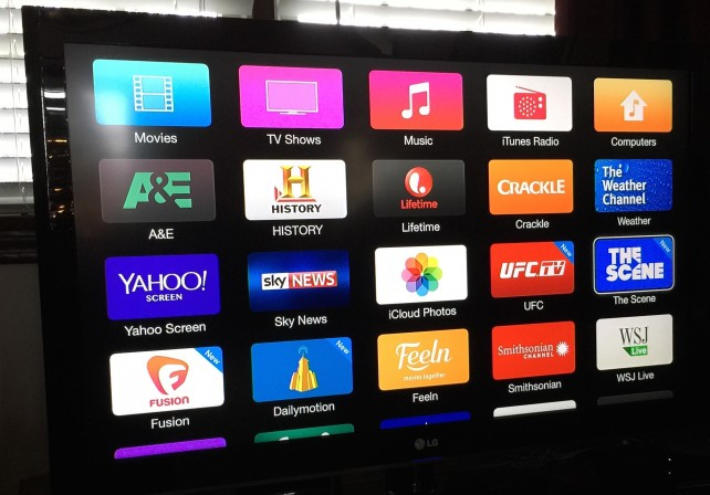 USA Network and CBS Sports land on Apple TV
