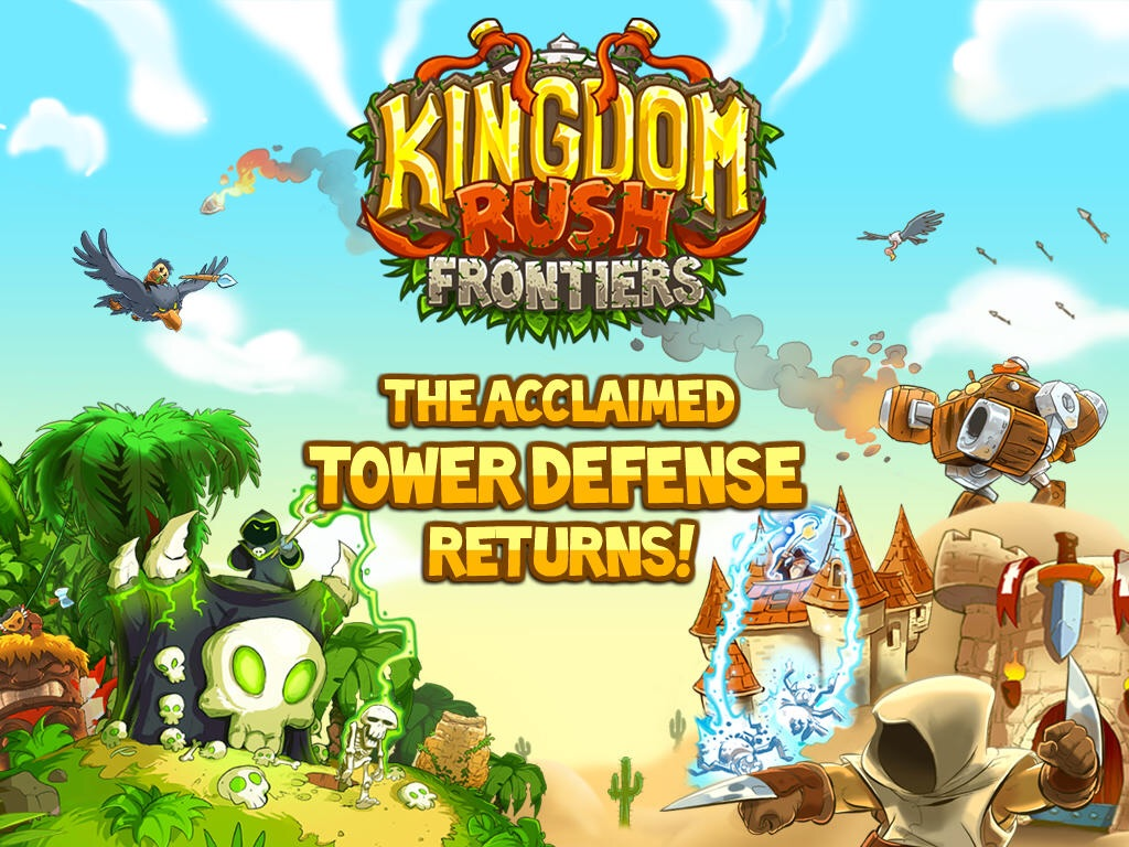 kingdom rush frontiers game download