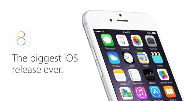 Apple facing possible class action lawsuit over 'massive data footprint' of iOS 8