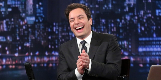 Jimmy Fallon gives away free iPads on 'The Tonight Show'