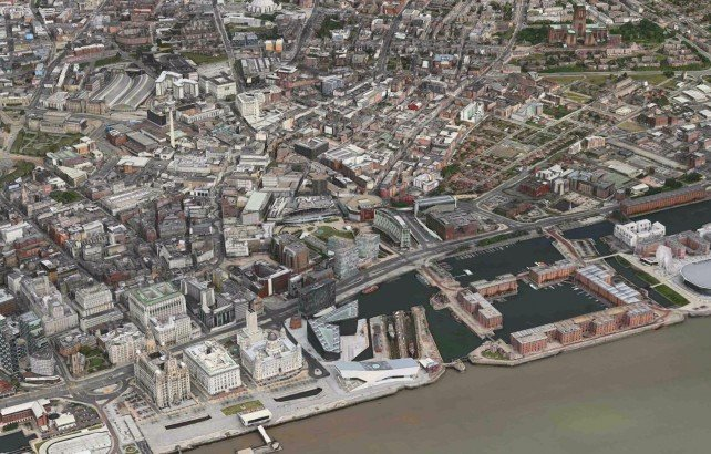 Apple's Flyover 3-D view feature in Maps expands to more locations
