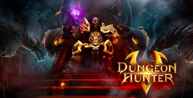 Dungeon Hunter 5 vyjde již 12. března (Video)