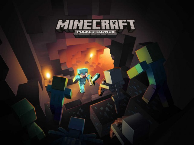 Mojang's Minecraft – Pocket Edition crafts 30 million download milestone